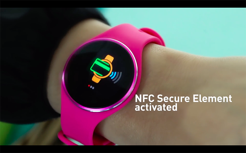 Wearables & NFC Technology